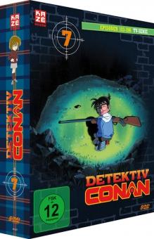 Detektiv Conan DVD-Box 7