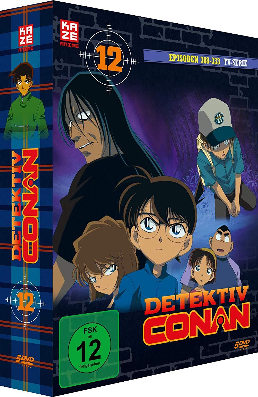 Detektiv Conan DVD-Box 12