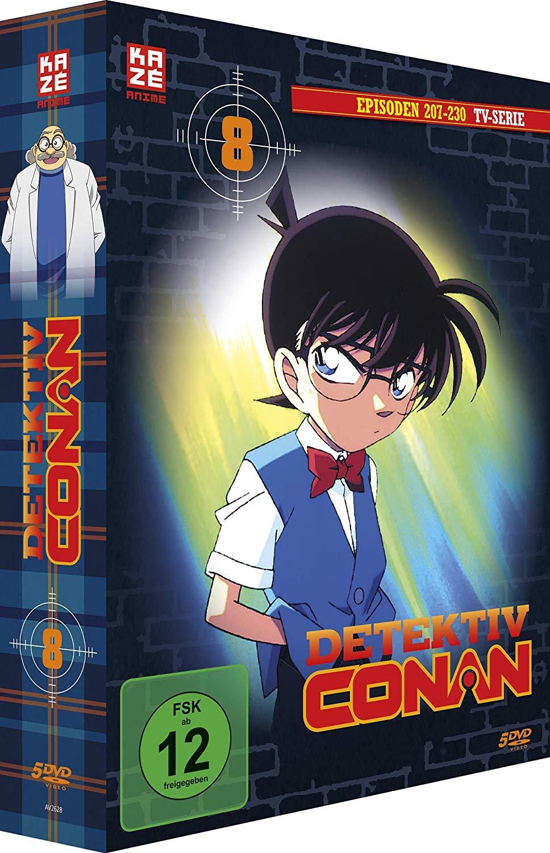 Detektiv Conan DVD-Box 8