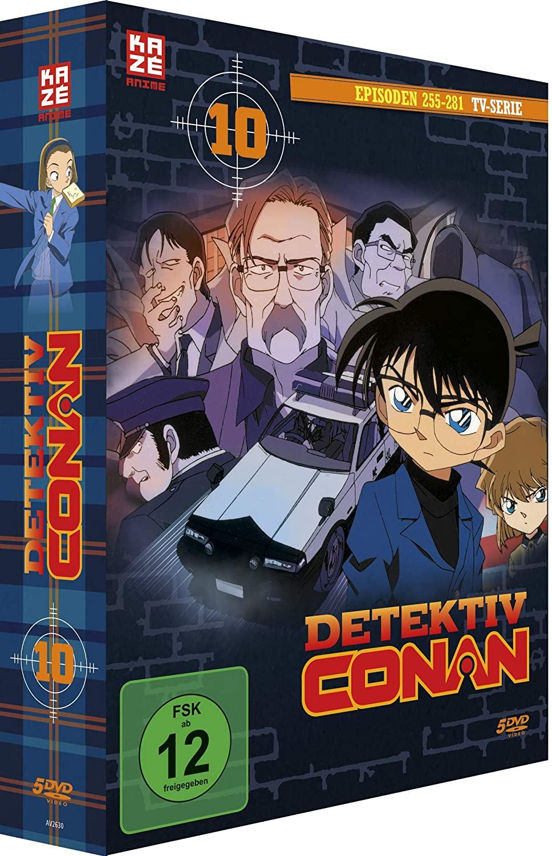 Detektiv Conan DVD-Box 10
